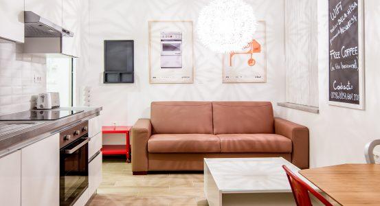 Apartma 002 / 101 / 201 (4 osebe)