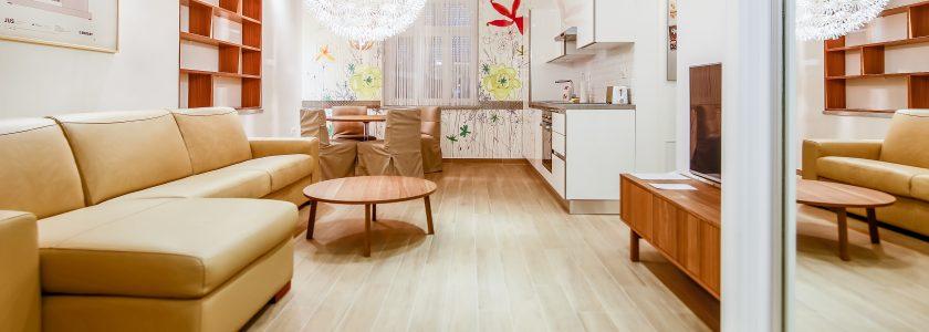 Apartma 001 / 003 / 104 / 204 (4-5 oseb)