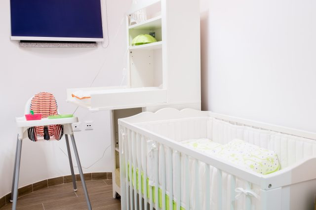 Apartment with a baby room 204/ 200 (2-4 persons + baby room)