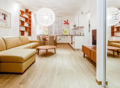 Apartment 001 (3-5 persons)