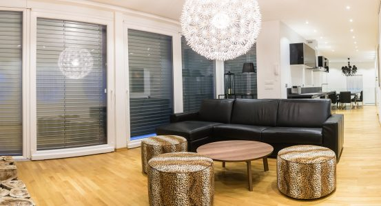 Apartment 200 (2-4 persons + baby room)