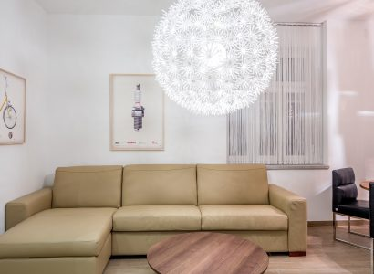 Apartment 204 (2-4 persons + baby room)